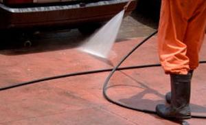 czyszczenie podjazdów